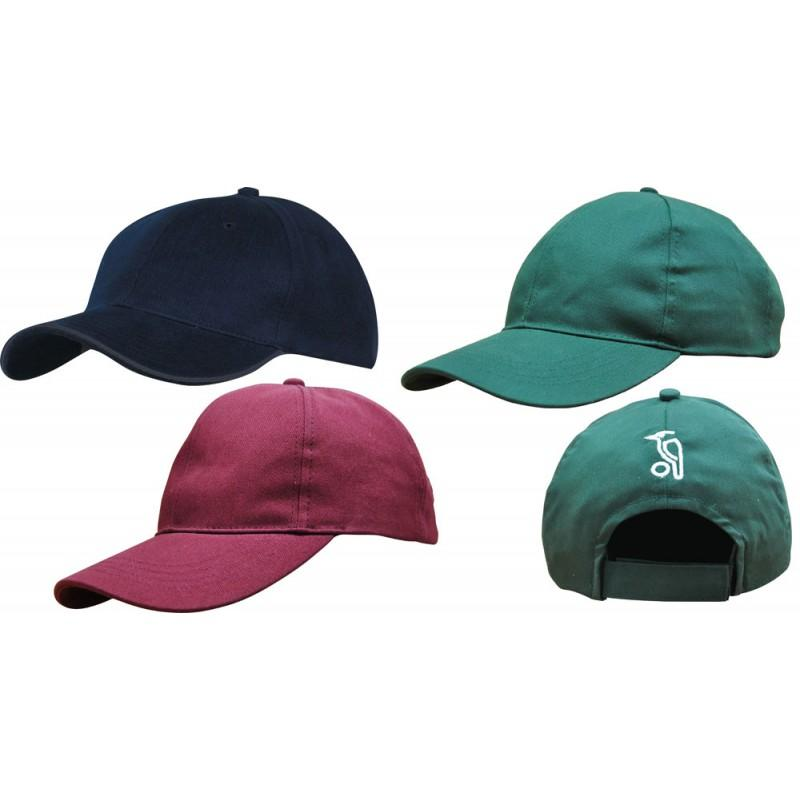 Kookaburra Baseball Cricket Cap