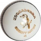 Kookaburra County Match Cricket Ball (White)