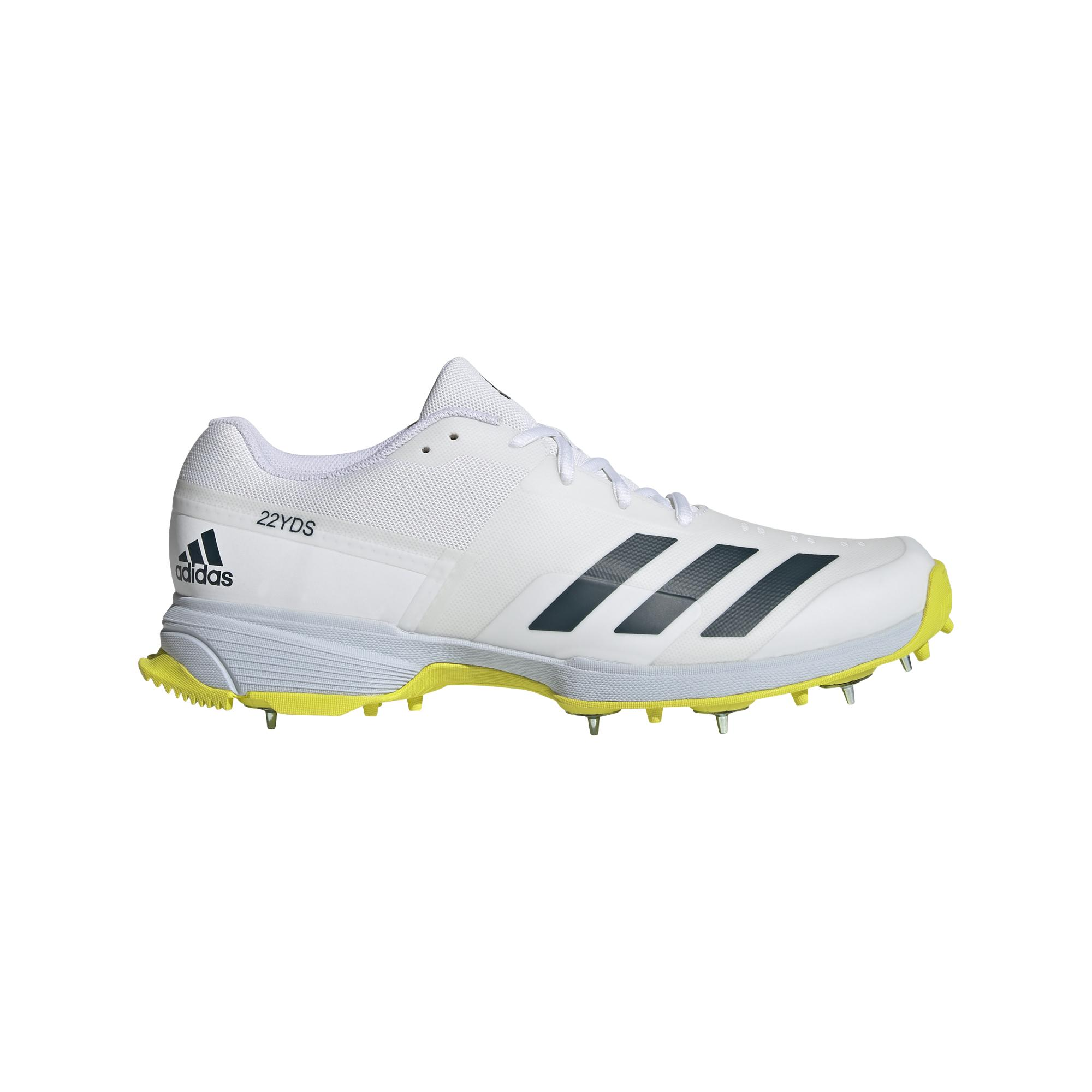Adidas 22YDS Cricket Shoes (2021) - Buy Now