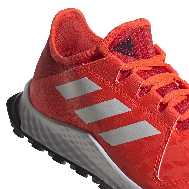 Acheter Adidas Hockey Youngstar Rouge Chaussures De Hockey (2021/22)