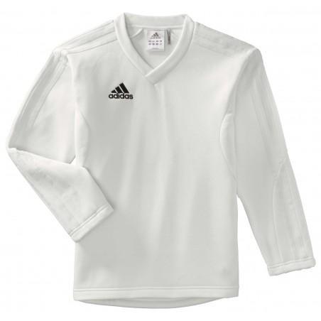 Adidas Long Sleeve Cricket Sweater