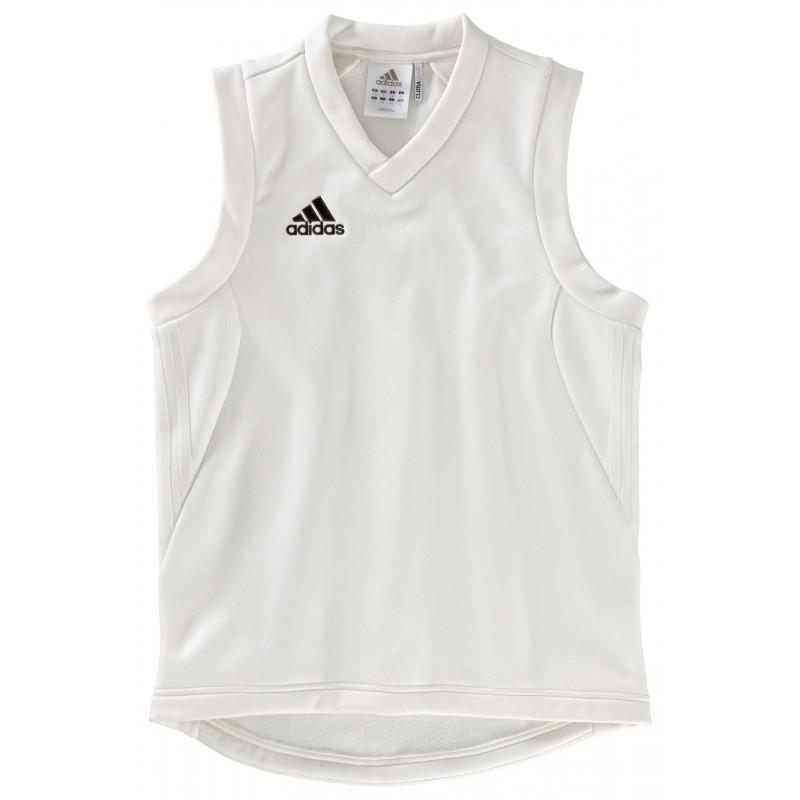 Adidas Sleeveless Cricket Sweater