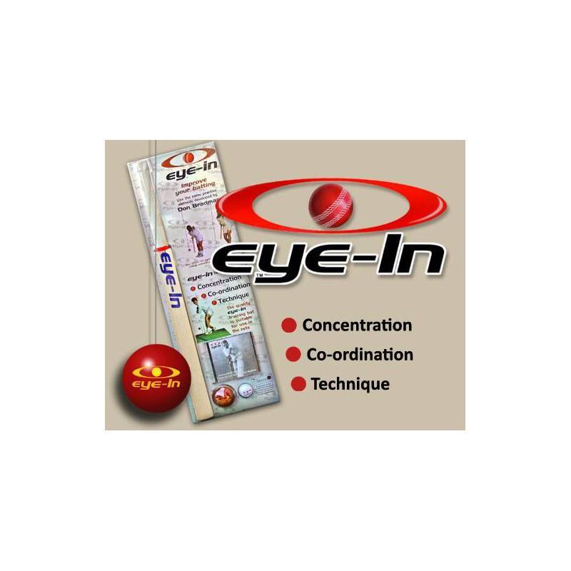 The Eye-In Cricket Training Aid