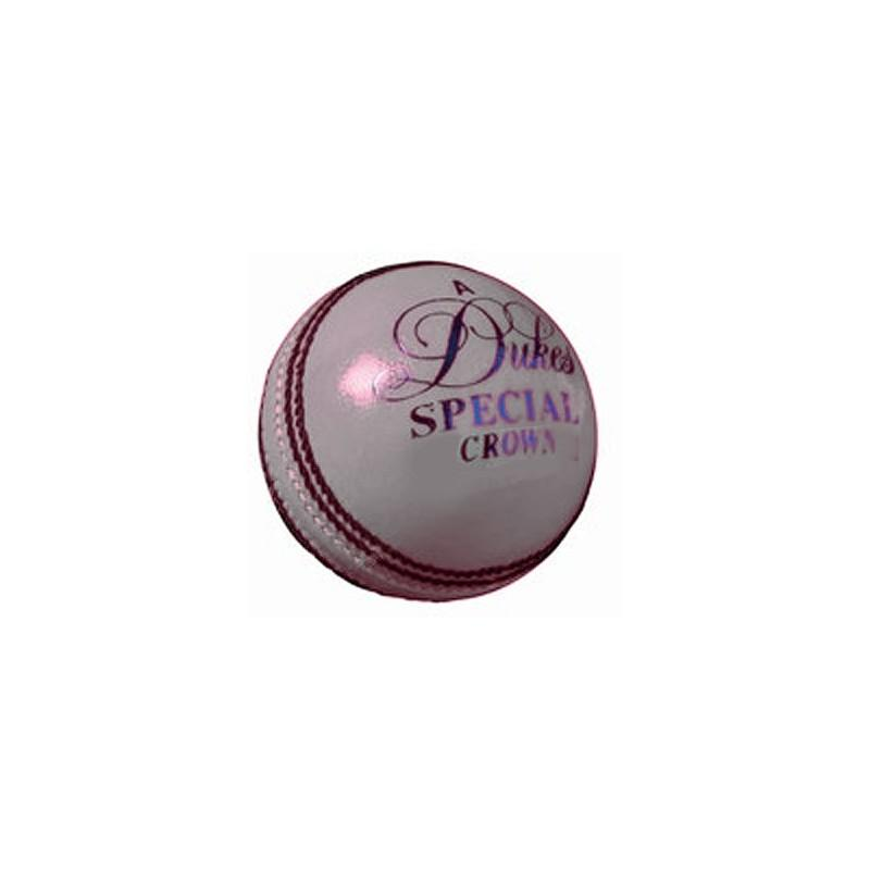 Dukes Special Crown A Cricket Ball (White)