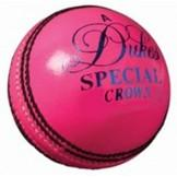 Dukes Special Crown A Cricket Ball (Pink)