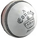 Readers County Crown Cricket Ball (White)