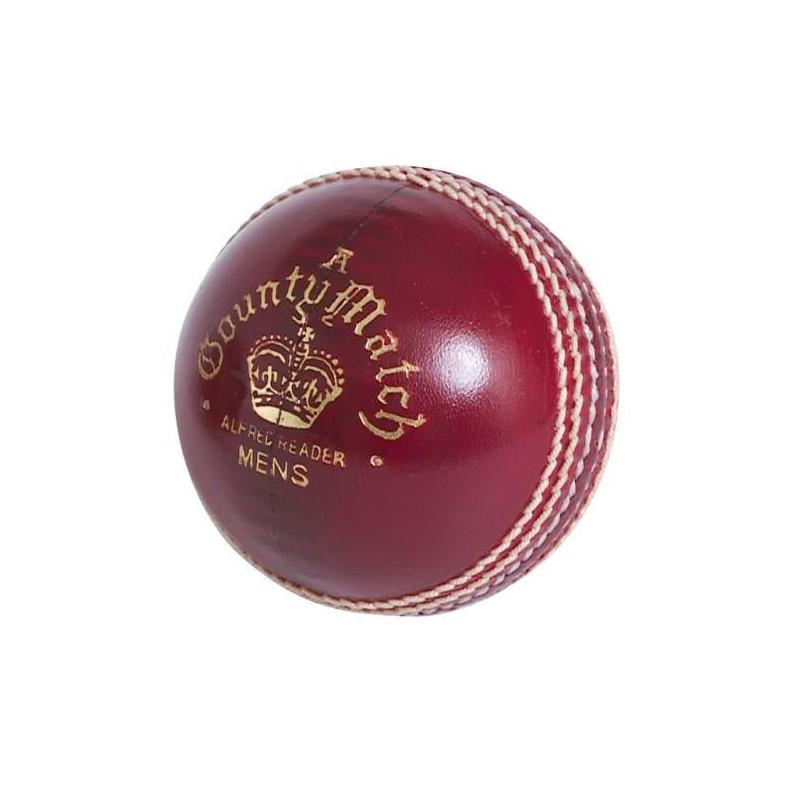 Readers County Match A Cricket Ball