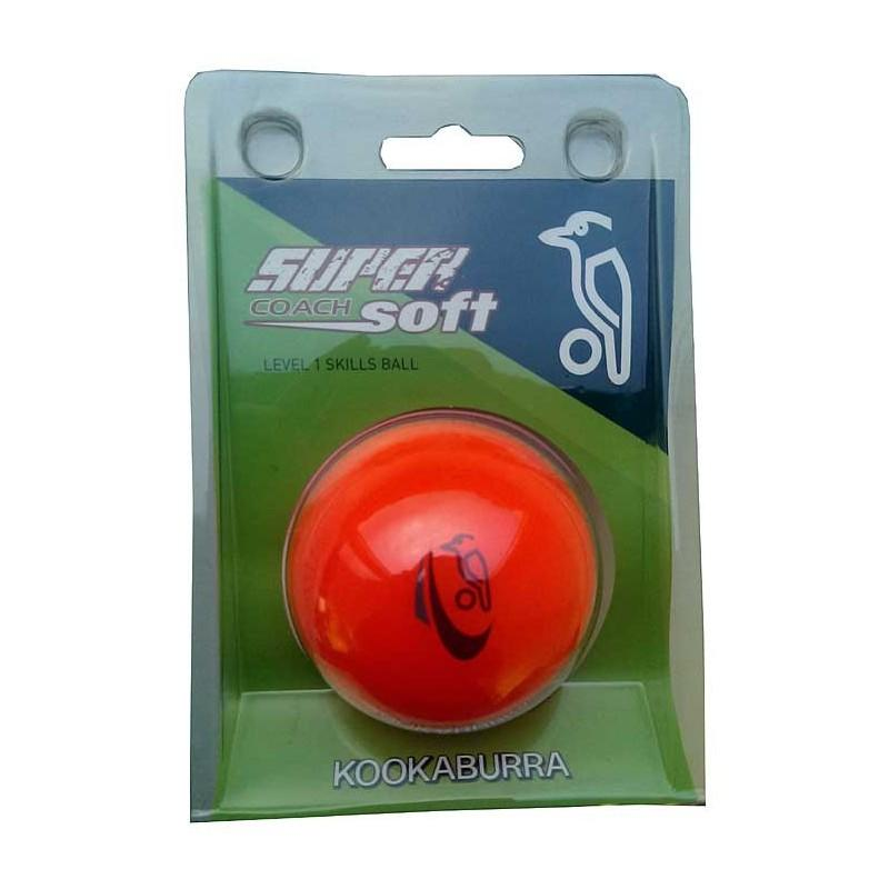 Kookaburra Soft Ball (Orange)