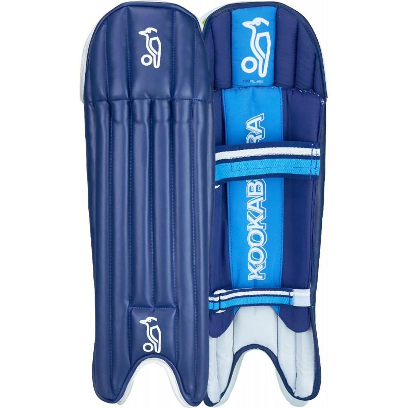 Kookaburra T/20 Flare Coloured Wicket Keeping Pads (2017)