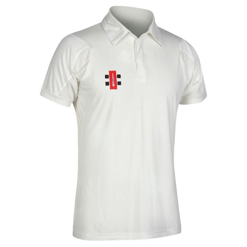 Gray Nicolls Velocity Short Sleeve Cricket Shirt
