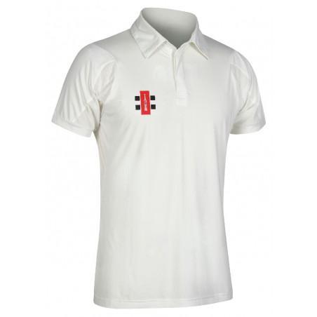 Gray Nicolls Velocity Short Sleeve Cricket Shirt