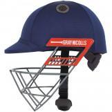 Gray Nicolls Test Opener Cricket Helmet - Navy (2017)