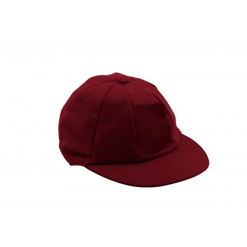 Gentlemen & Players Traditional English Cap Maroon (2017)