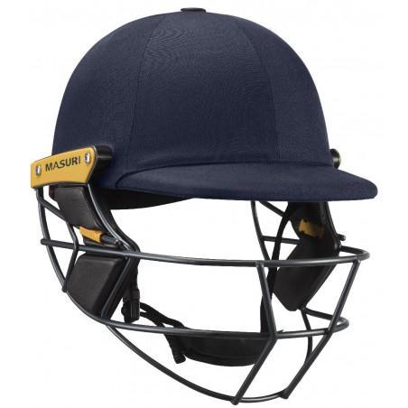 Masuri Original Test Senior Helmet (Steel Grille)