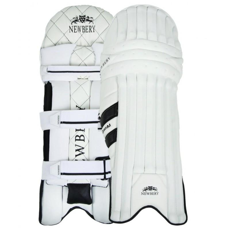 Newbery Quantum Cricket Pads (2017)