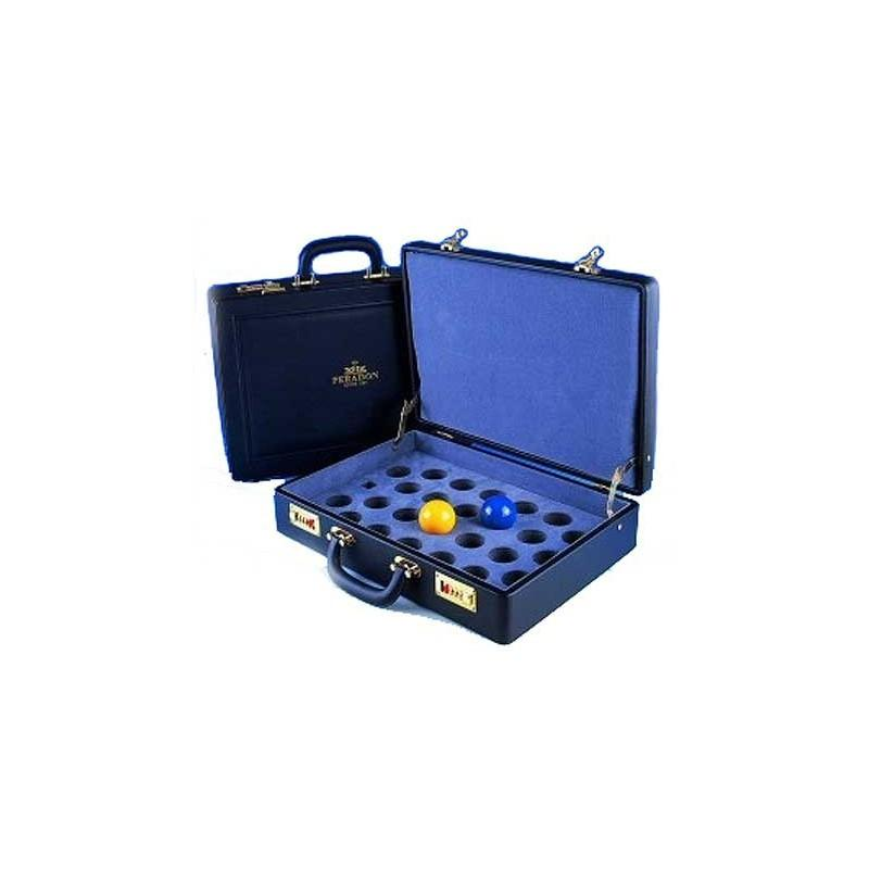 Peradon 2 1/16 Snooker Ball Attache Case