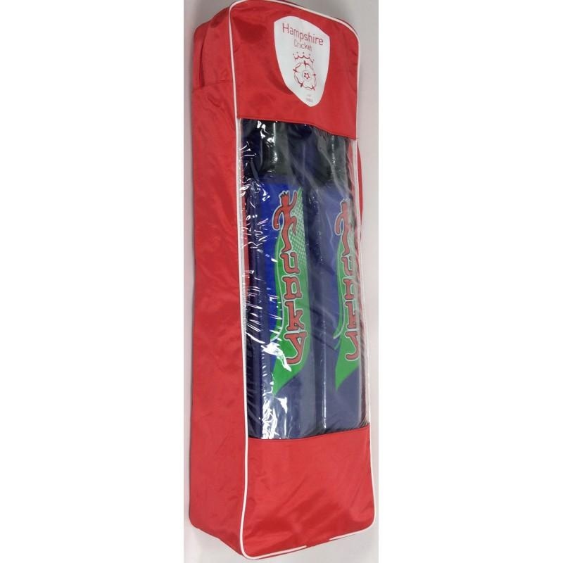 Funky Hampshire Plastic Cricket Set