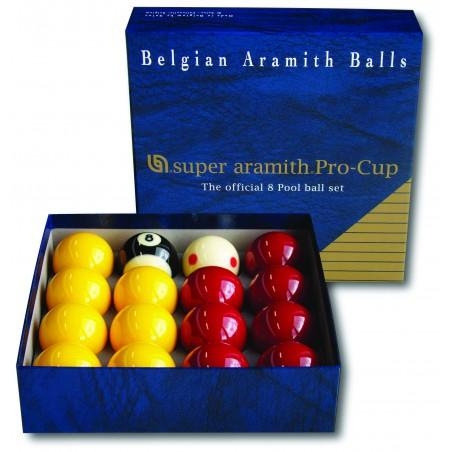 2 inch Super Aramith Pro Cup League Pool Balls