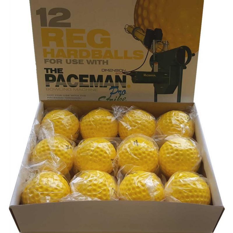 Paceman Reg Balls - Pack of 12