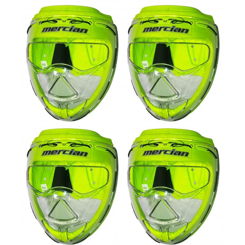 Mercian M-Tek Hockey Face Mask - Senior Set of 4 (2017/18)