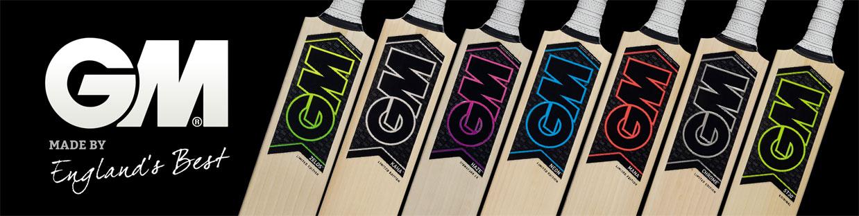 Gunn & Moore Cricket Bats 2018
